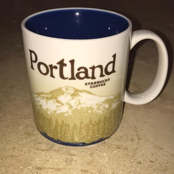Starbucks Portland mug